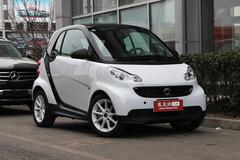 2014北京车展:smart fortwo特别版上市