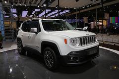 2014北京车展新车静态评价:Jeep自由侠