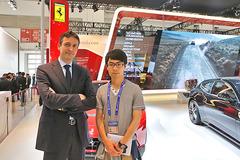 凤凰汽车对话法拉利全球市场高级副总裁