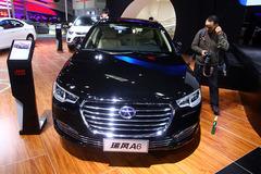 2014北京车展新车图解:江淮瑞风A6