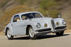 《经典车》阿尔法·罗密欧6C 2500轿跑