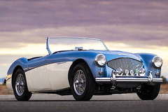 《经典车》1956年奥斯汀 Healey 100M