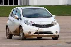 汽车达人秀(25) 日产首款可自清洁汽车