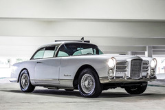 回味法式老时光 1958年法希维嘉轿跑