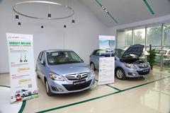 探访北汽新能源体验中心 零排放的车
