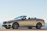 新款奔驰E级敞篷版售71.8万起