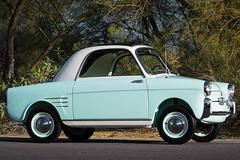 《经典车》1959年比安基Bianchina