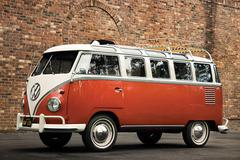 《经典车》面包车的始祖大众T1旅行车