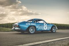 《凤凰解密》1962年的Alpine A110