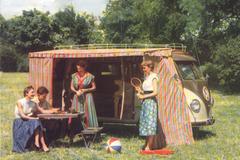 《房·车生活》厢式多功能车的始祖T1