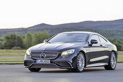 S65 AMG Coupe官图发布 4.1秒可破百