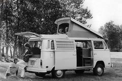 《房·车生活》原始的小型公寓大众T2