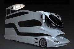 《房·车生活》奢华宫殿 双层的房车