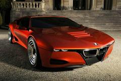 宝马将推i9插电混动跑车 2016年发布