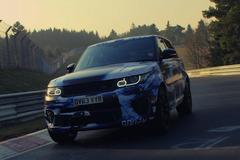 路虎揽胜Sport SVR成为纽堡最快SUV