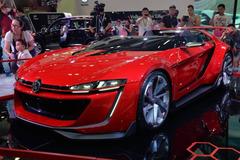 大众GTI Roadster概念车亮相北京