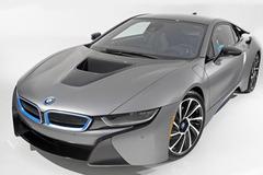 宝马发布i8特别版 将在圆石滩车展拍卖