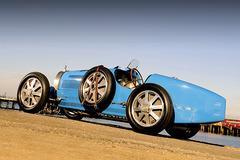 布加迪Type 35:品牌历史上最成功赛车