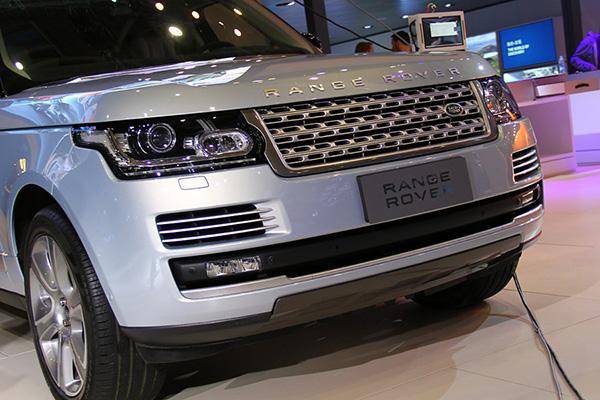 揽胜3.0L柴油混动版12月将上市销售