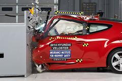 解读最新IIHS碰撞成绩 电动车存隐患