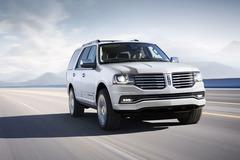 林肯将推新一代领航员车型 2016年发布