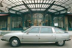 中国国际老爷车展之雪铁龙总统座驾