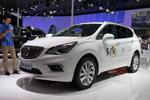 别克新中型SUV昂科威发布