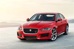 捷豹XE车型全球首发 全新运动中型车