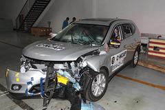 C-NCAP碰撞解析 后排整体安全隐患大