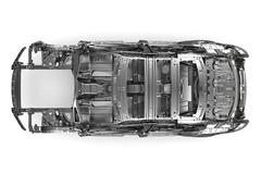 汽车达人秀(41) 捷豹XE高密度铝车身