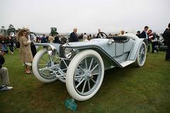《凤凰解密》古董车的盛会圆石滩车展