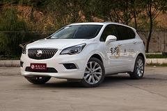 别克全新中型SUV昂科威将10月20日上市