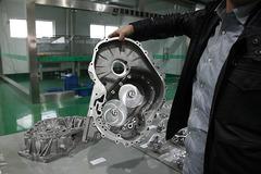 陆风X5的传动核心 盛瑞8AT变速器