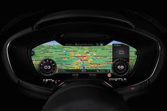 汽车达人秀(42) 奥迪TT的全液晶仪表