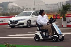 汽车达人秀(43) 本田的自动驾驶技术
