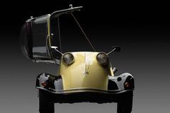 《经典车》最抢手、速度最快的微型车