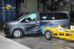 最新E-NCAP碰撞解读 侧柱碰撞隐患大