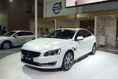 沃尔沃发布S60L插电混动版 明年上市