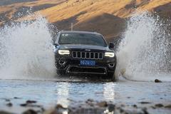 Jeep稻城体验之旅 挑战4000米的海拔