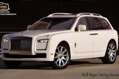 劳斯莱斯或取消SUV车型 因设计难度高