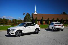 全球首试全新BMW X6 个性奢玩主义