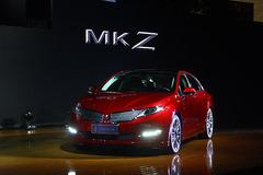 林肯MKZ正式上市 售31.58-39.58万元