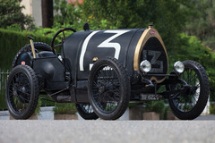 《经典车》第一批量产的布加迪13型