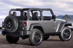 曝全新Jeep牧马人信息 拥有全铝车身