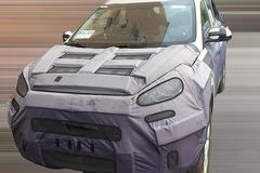 东风悦达起亚小型SUV/新款K2车展发布
