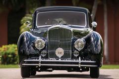 《经典车》1947年宾利Mark VI跑车