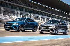 解析宝马全新X5 M/X6 M 高性能的SUV