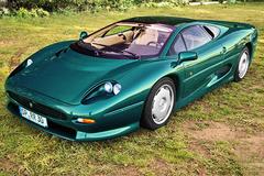 《经典车》1993年捷豹XJ220超级跑车