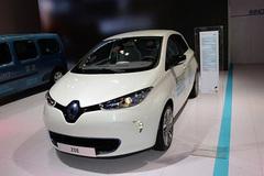 2014广州车展:雷诺新能源车正式发布