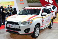 2014广州车展:劲炫ASX纪念版售16.98万